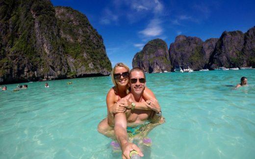 travel, Thailand, phi phi island