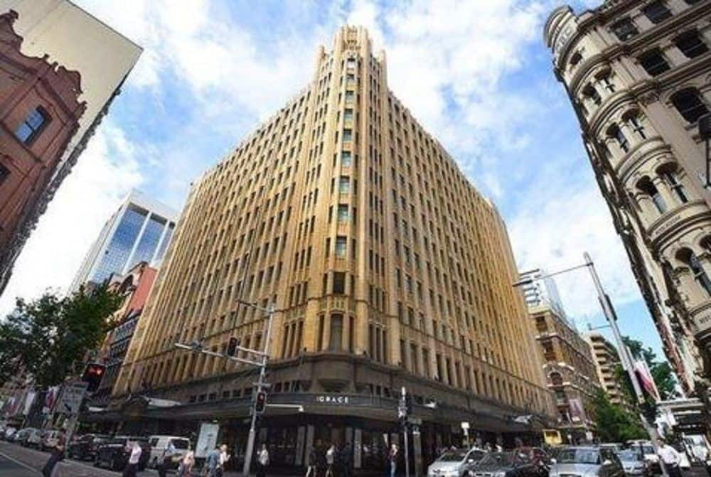 Hotel Grace in Sydney, Australia is a great, mid-range hotel.