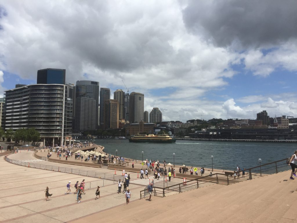 Sydney Harbor Is THE Place To Be If You're Visiting The City