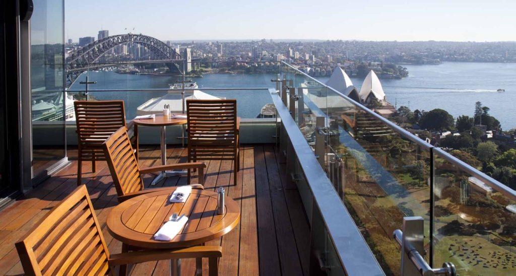 Intercontinental Hotel, Sydney, Australia