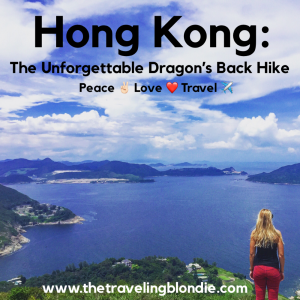 Hong Kong: The Unforgettable Dragon's Back Hike