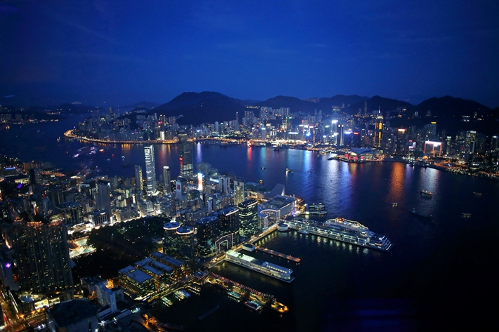 Hong Kong In 3 Days