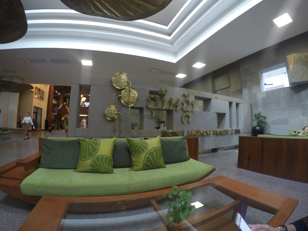 The Borei In Siem Reap, Cambodia Is A Luxury Accommodation At An Affordable Price
