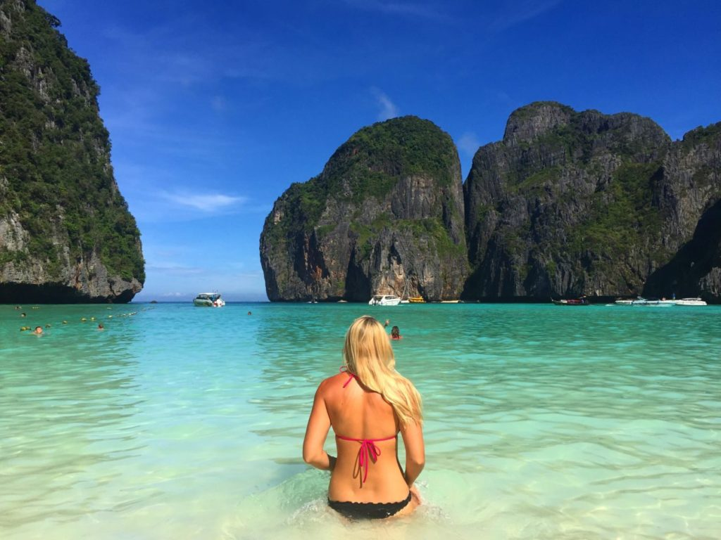 10 Best Places In Southeast Asia: Phi Phi Island, Thailand