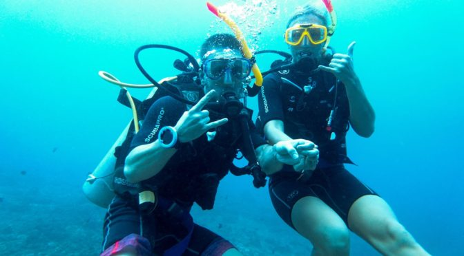 Heading to Gili Air, Indonesia? Looking to get Dive Certified? I've mapped out all the details about Gili Air and the SSI Open Water Dive Certification Course!