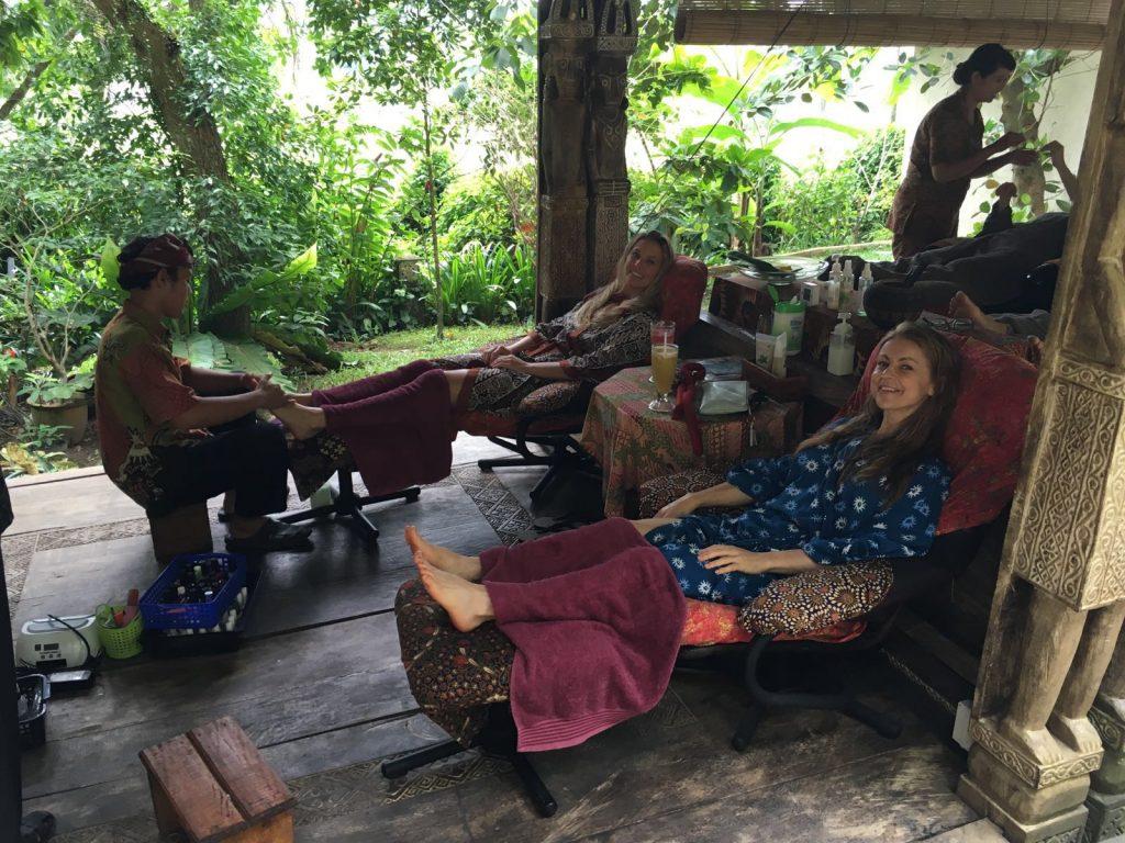 A Spa Day In Batam, Indonesia