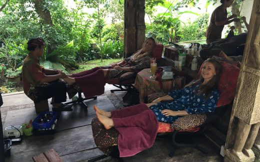 A Spa Day In Batam, Indonesia