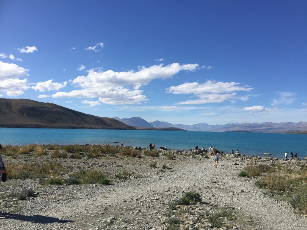 New Zealand: Lake Tekapo & The Church of the Good Shepherd