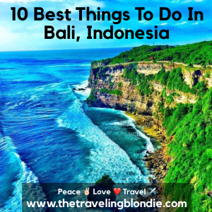 Top 10 Best Things To Do In Bali