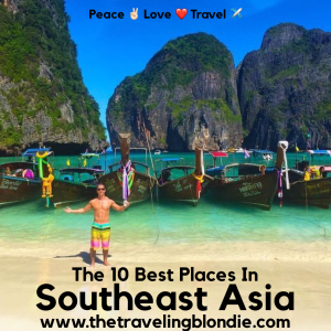 The 10 Best Places In Southeast Asia