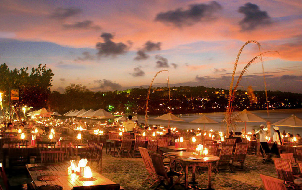 Jimbaran Bali The Perfect Romantic Getaway The Traveling Blondie