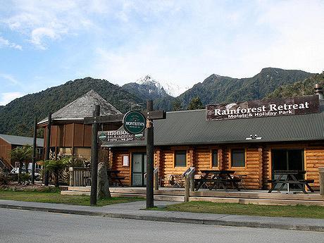 New Zealand: The Best Of Franz Joseph Glacier & Okarito