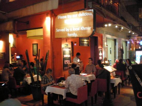 For Inexpensive Khmer Cuisine, Head To Khmer House In Siem Reap, Cambodia