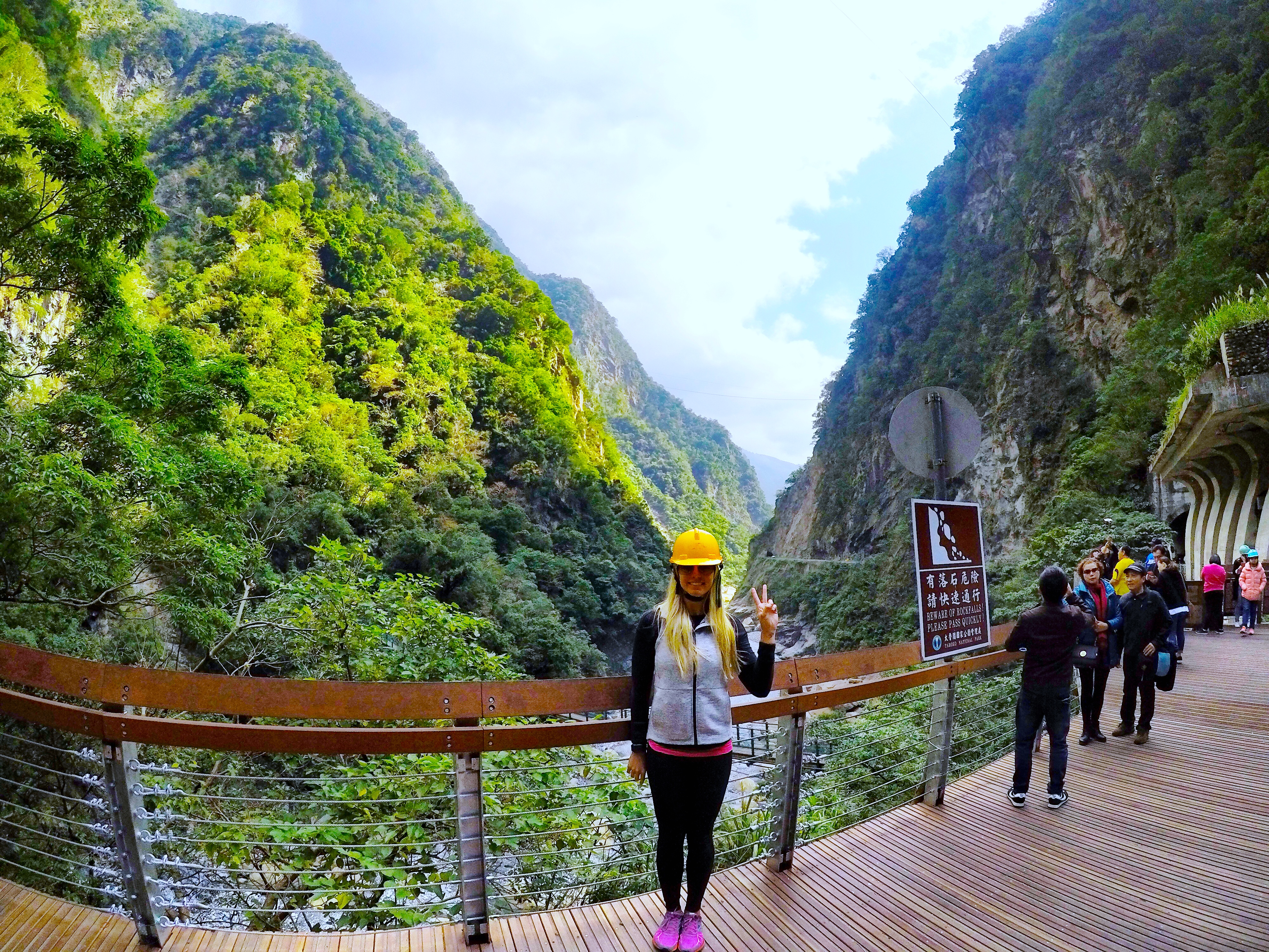 Itinerary: Taiwan In 7 Days - The Traveling blondie