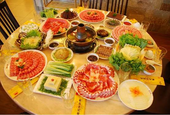 THE number one meal locals eat from Beijing, China is Hot Pot