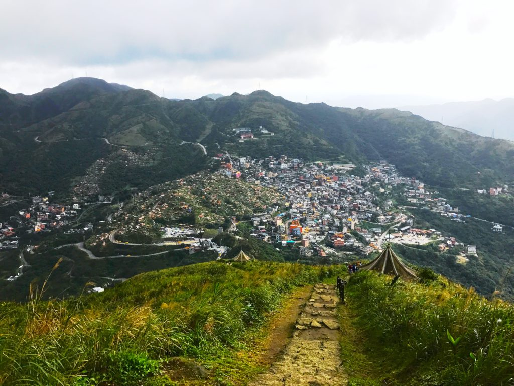 A Day Trip To Jiufen, Taiwan