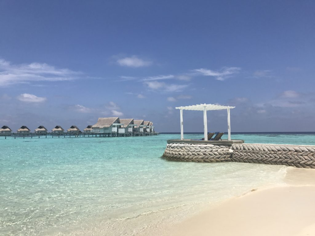 Top 10 Most Beautiful Beaches In Asia: Maldives