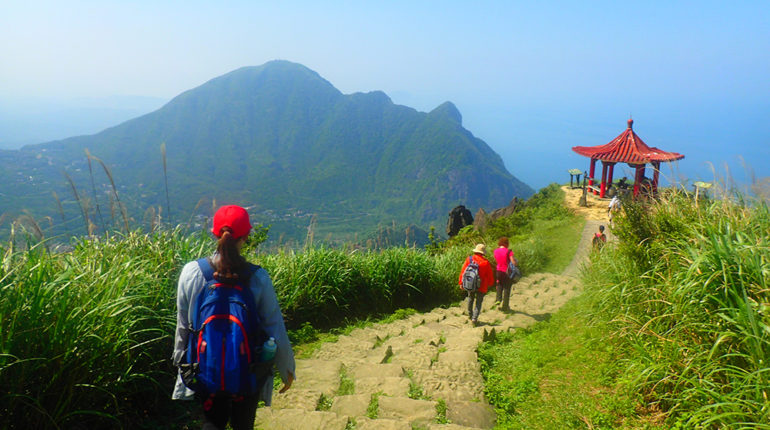 A Day Trip To Jiufen, Taiwan