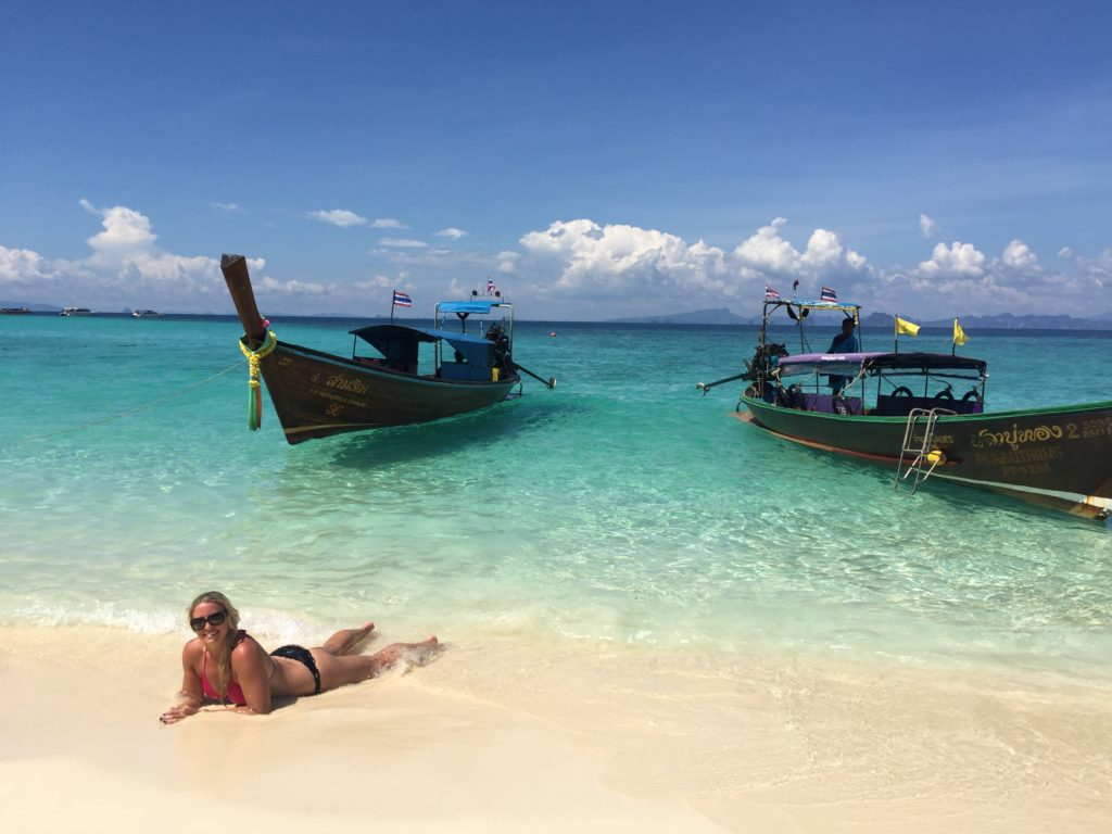 Top 10 Most Beautiful Beaches In Asia: Bamboo Island, Phi Phi Island, Thailand