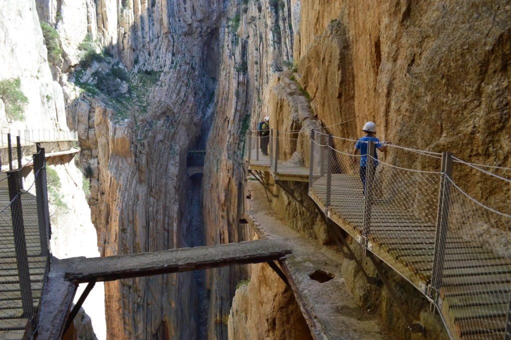 The Caminito Del Rey Is a MUST Do When Coming To Southern Spain