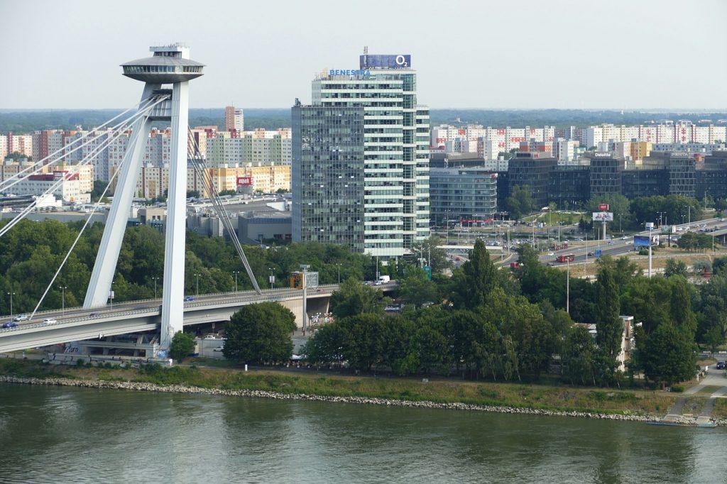 A Drip To Bratislava, Slovakia