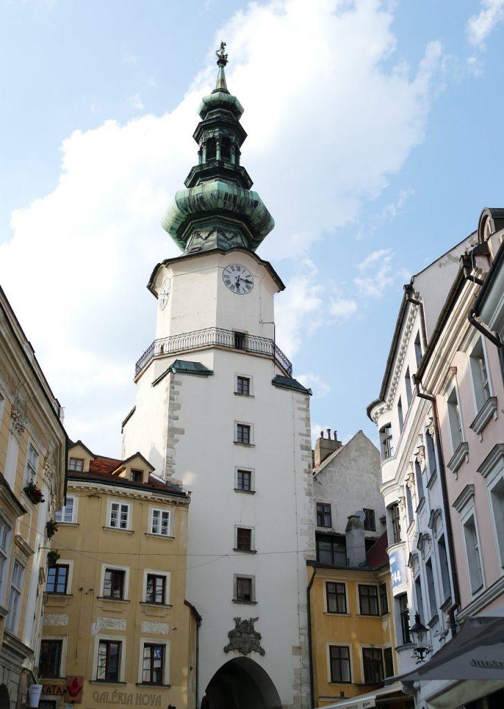 A Day Trip To Bratislava, Slovakia