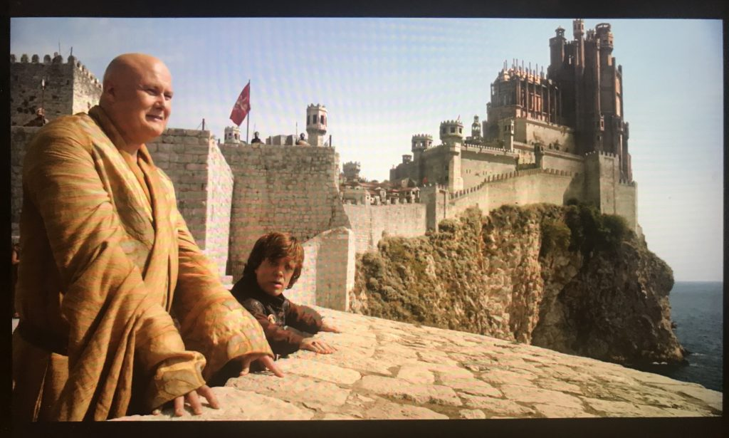 Game of Thrones in Dubrovnik, Croatia