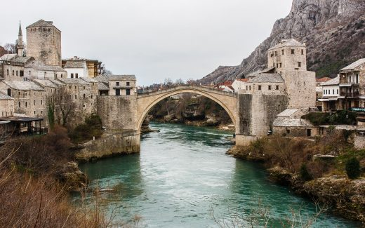 5 Reasons To Visit Mostar, Bosnia & Herzegovina