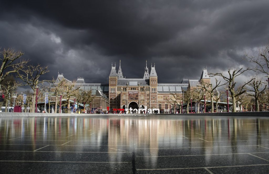 Amsterdam, Netherlands: The Venice Of The North