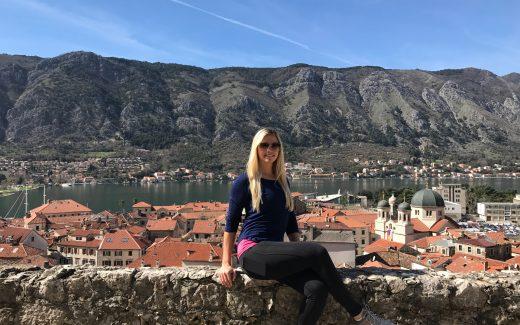 Video: The Top Of Kotor, Montenegro