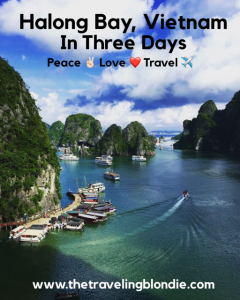 Halong Bay, Vietnam In 3 Days