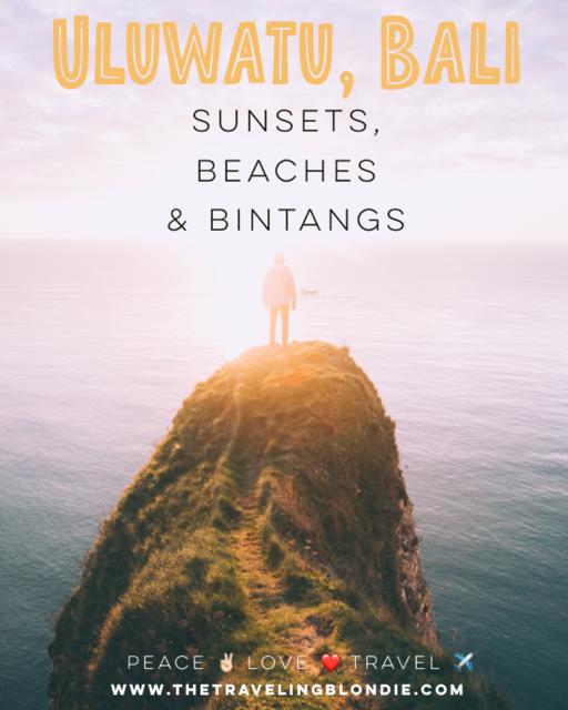 Uluwatu, Bali: Sunsets, Beaches & Bintang's