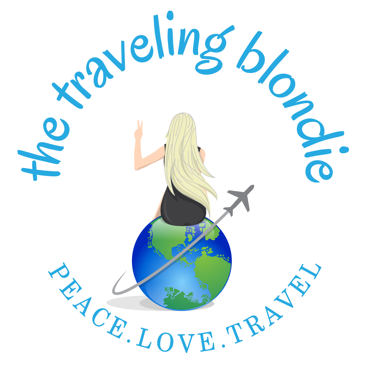 The Traveling Blondie