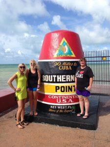 traveling blondie things to do in Florida Keys key west