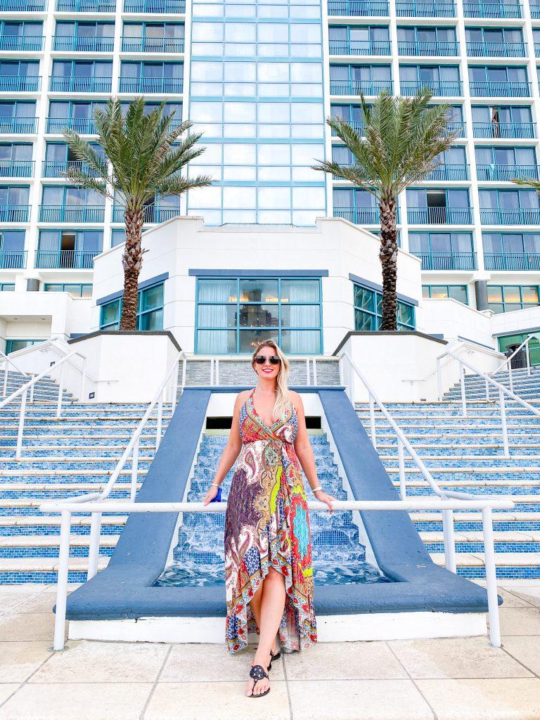 Traveling Blondie New Years Eve Daytona Beach Florida